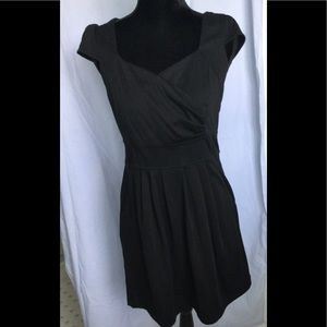 NWT Alyn Paige Black Dress with pockets Size 13/14